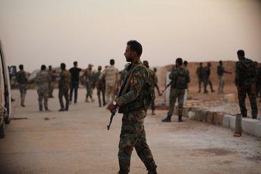 Estado Islámico lanza un nuevo ataque contra posiciones del Ejército en el centro de Siria