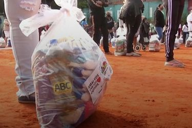 Crisis en Brasil | La solidaridad está combatiendo el hambre