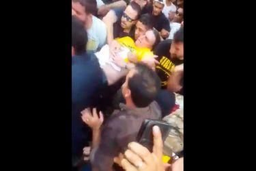 Brasil: Apuñalan a candidato presidencial de derecha, Jair Bolsonaro