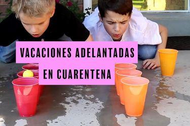 Niños en casa | Sicóloga aconseja cómo enfrentar las vacaciones adelantadas en medio de la pandemia