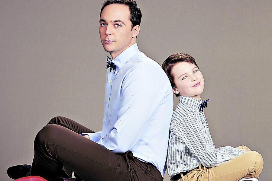 Serie Sheldon