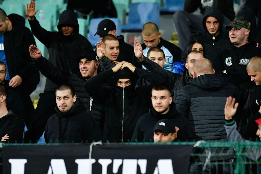 Bulgaria vs Inglaterra Racismo