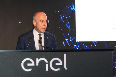 "CEO global del grupo Enel y venta de CGE a china State Grid: ""No vemos una amenaza"""