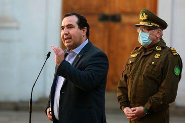 Subsecretario Galli se trasladará esta jornada a La Araucanía tras incidentes en la región y anuncia acciones legales contra responsables