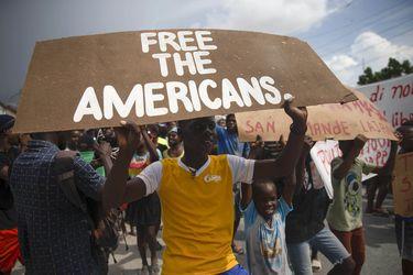 """EE.UU. hará """"todo lo posible"""" para liberar a los misioneros secuestrados en Haití"""