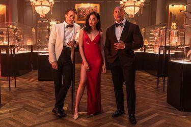 Red Notice, la películas más cara de Netflix, se estrenará en noviembre