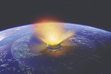 El asteroide que acabó con los dinosaurios vino de un lugar inesperado