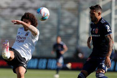 Larrivey busca romper el maleficio que lo persigue desde que llegó al fútbol chileno