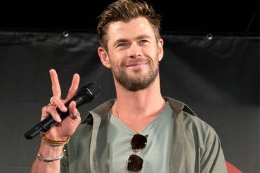 Chris Hemsworth está entusiasmado por su papel en la película de Furiosa