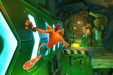 Crash Bandicoot 4 por ahora luce muy bien