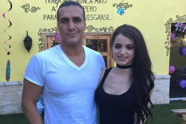 La tóxica relación entre Alberto Del Río y Paige que preocupa al mundo de la lucha libre