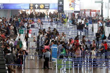 Aeropuerto Arturo Merino Benitez