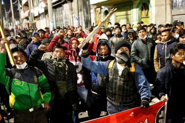 Supporters of Bolivia (4086887)