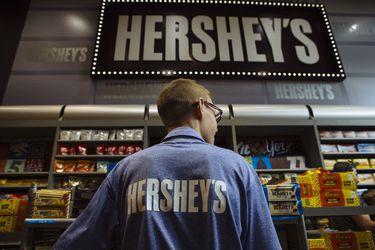 Hershey planea aumentar los precios de los chocolates este año
