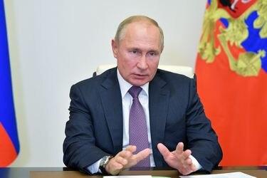 """Putin felicita a Luis Arce y promete retomar """"cooperación constructiva"""" con Bolivia"""