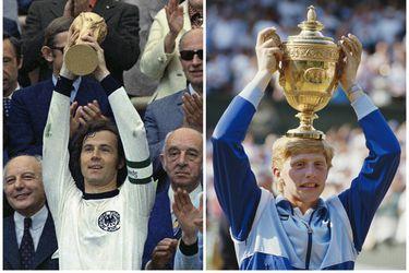 7 de julio: Alemania se impone ante la Naranja Mecánica y Boris Becker hace historia en el tenis