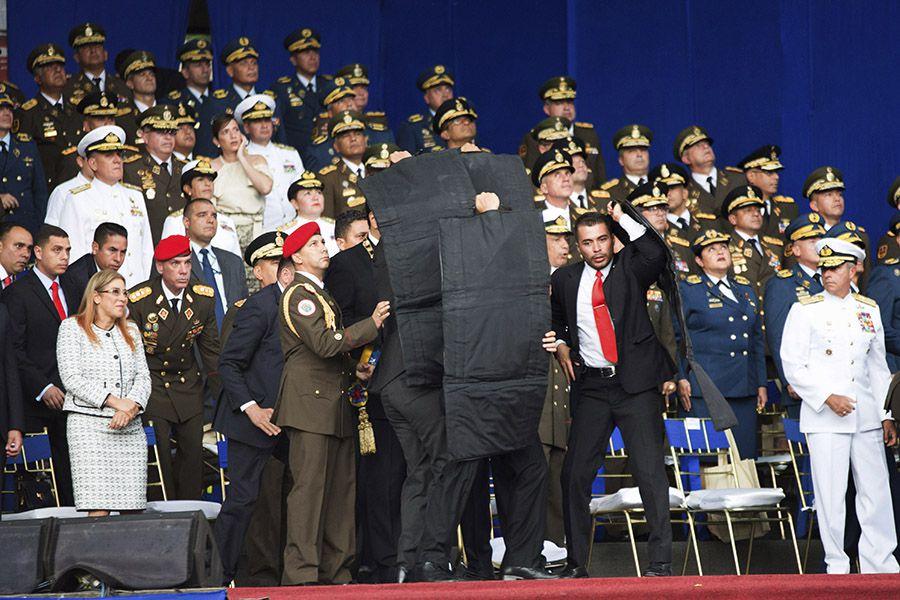 Atentado Maduro