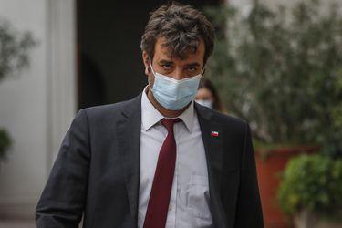 """Ministro Ossa: """"Si Gabriel Boric sigue haciendo condena a la violencia 'a medias tintas', si alguna vez gobierna, por supuesto que la violencia debiese ir en aumento"""""""