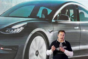 Elon Musk escala al segundo lugar de los multimillonarios gracias a Tesla
