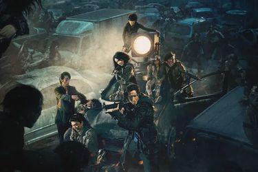 El estreno de Estación Zombie 2 revitalizó la recaudación en los cines de Asia