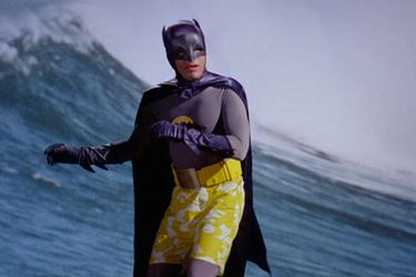 Adam West, el Batman de mi padre