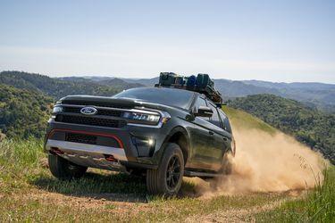 Ford actualiza el SUV grande Expedition, ahora también con enfoque en el off-road