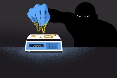 Las irregularidades en la Tía Rica que permitieron la desaparición de dos kilos de oro