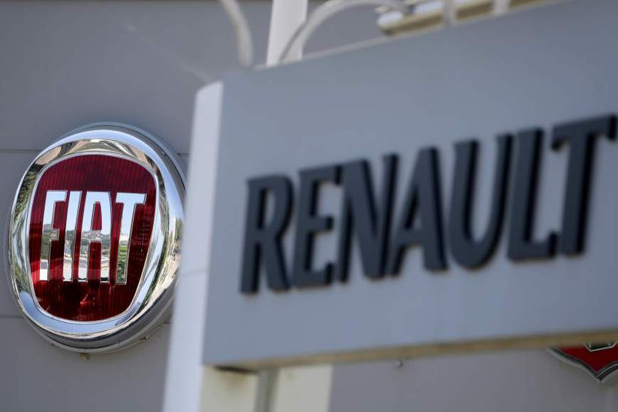 RENAULT-M&A/FIAT CHRYSLER