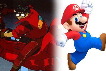 Akira y Mario estaban incluidos en una propuesta inicial para la apertura de los Juegos Olímpicos de Tokio 2020