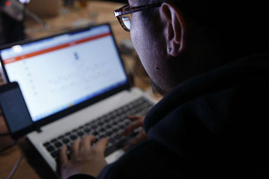 Hackers, ciberseguridad, ciberataques