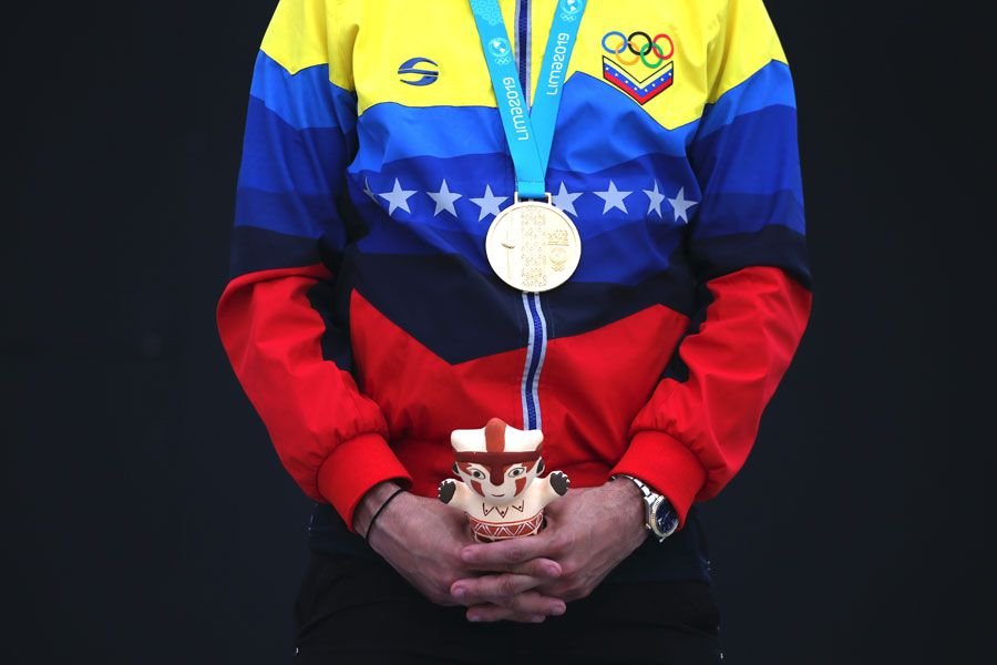 Venezuela, Juegos Panamericanos
