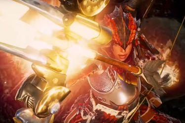 El tráiler de presentación de la cazadora de Monster Hunter en Marvel vs. Capcom: Infinite