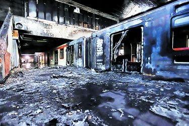 ¿Quién quemó el Metro? La gran interrogante sobre los hechos de violencia que paralizaron Santiago