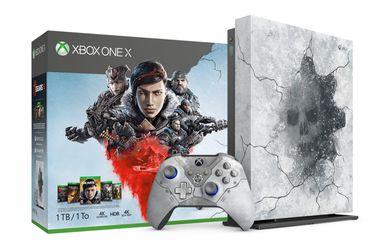 La Xbox One X tendrá una edición de Gears 5