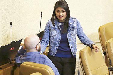 Camila Rojas (Archivo). Foto: Aton Chile