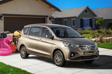 Toyota Rumion: el Suzuki Ertiga se viste con los colores de su socio para competir en Sudáfrica
