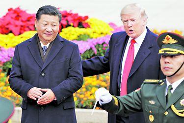 Trump y Xi Ping
