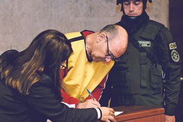 Gendarmería expulsa al custodio directo del comandante Ramiro: le encontraron un celular, dos cargadores y tres cajas de Viagra