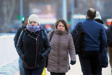 A un mes del comienzo del invierno llegan las temperaturas bajo cero: Hoy termómetros llegaron a -0,6º en Santiago