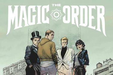 Mark Millar confirmó que sus nuevos cómics están pensados primero como series o películas de Netflix