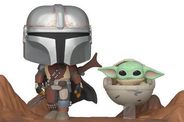 """""""Baby Yoda"""" es el protagonista de los nuevos Funko Pop  The Mandalorian"""