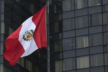 Perú, bandera de Perú
