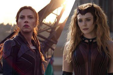 """""""Bien por ti, Scarlett"""":  La reacción de Elizabeth Olsen ante la demanda de Johansson por el estreno de Black Widow"""