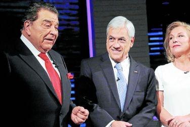 Sebastián Piñera participa en programa Las Caras de La Moneda