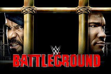 Revisa la cartelera completa de WWE Battleground 2017