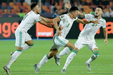 Argelia vence a Senegal y es el campeón de la Copa de África
