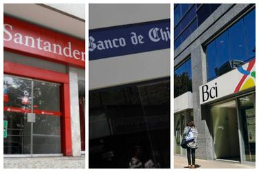 Ganancias de la banca siguen creciendo en el año y ya superan los US$3.000 millones