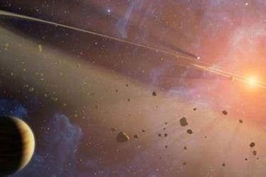 """Vientos estelares no extremos permitirían la vida en """"el planeta más parecido a la Tierra"""""""