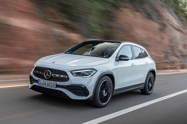 Mercedes-Benz GLA: llega la renovación del best seller de los SUV en la marca alemana