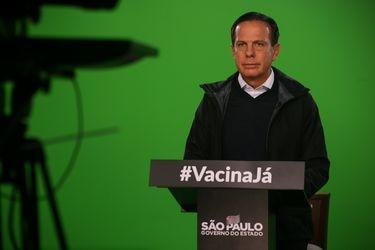 """João Doria: """"Bolsonaro es responsable de la mayor tragedia en la historia moderna de Brasil"""""""